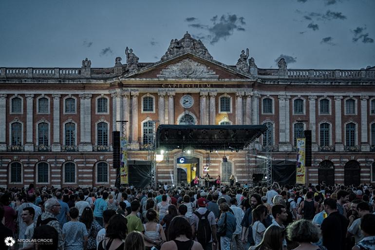 Toulouse - Fête de la musique - Concert du Capitole