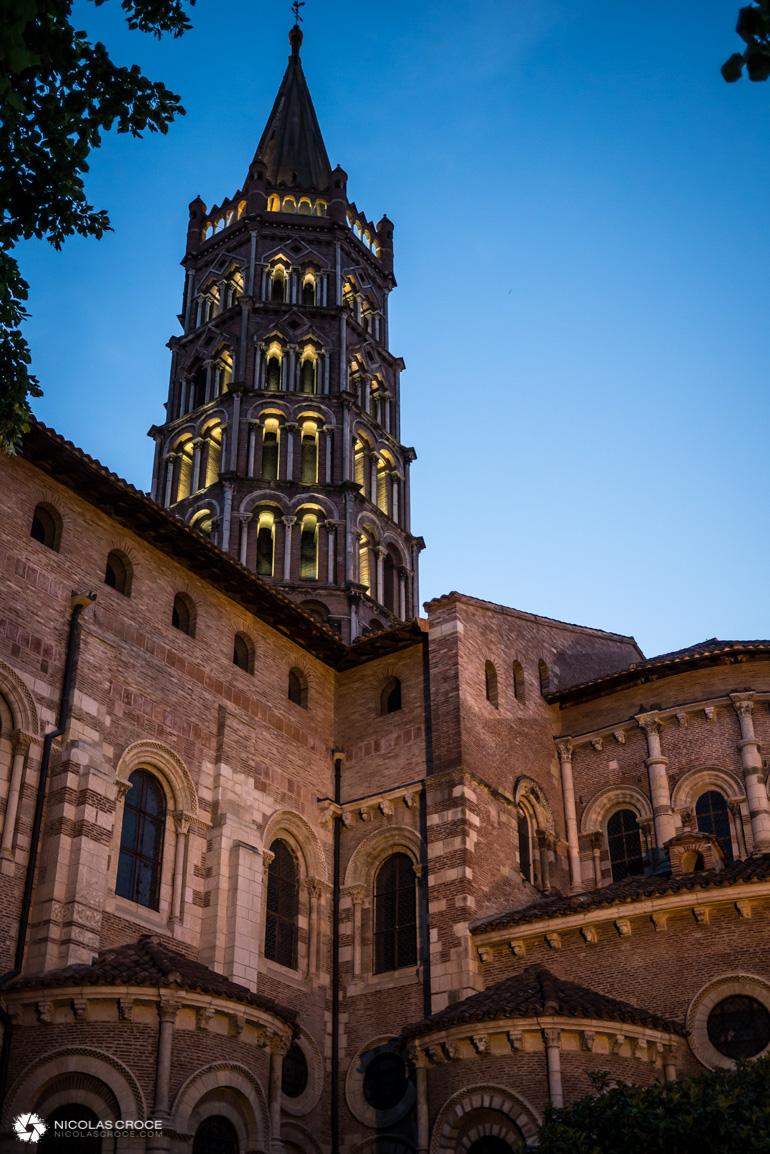 Toulouse - Fête de la musique - Basilique Saint Sernin