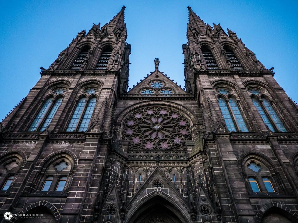 Cathédrale Notre Dame de l'Assomption - Clermont-Ferrand