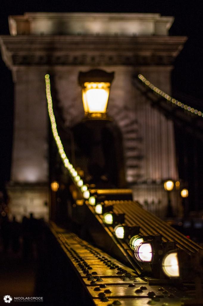 Chain Bridge - Budapest - Hungary