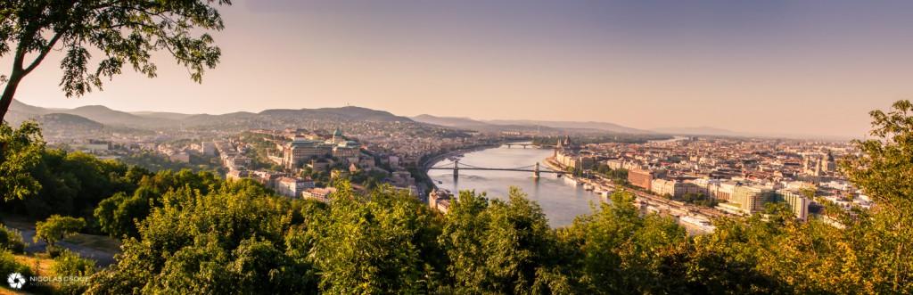 Panorama Budapest