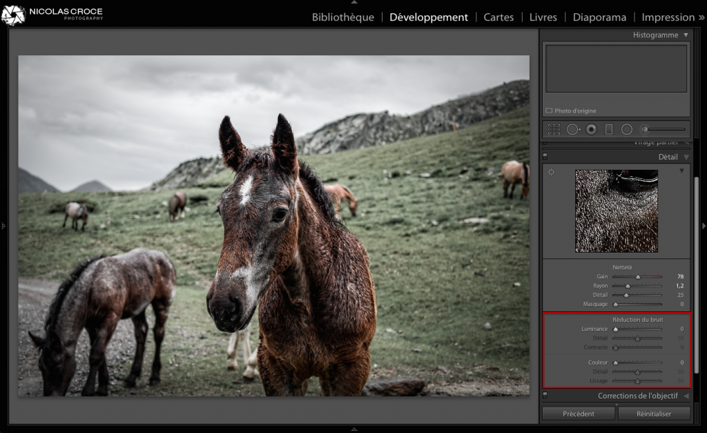 Bruit-lightroom-outils