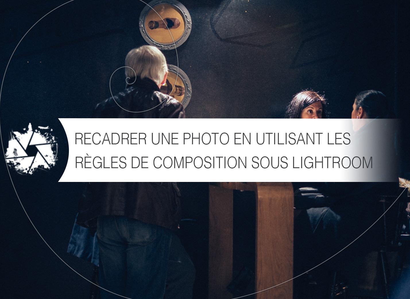 Recadrer Une Photo En Utilisant Les Règles De Composition